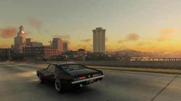 Mafia 3 - E3 Screenshot - city drive 1 © 2016 2K Games