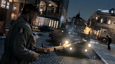 Mafia 3 - E3 Screenshot - french ward combat © 2016 2K Games