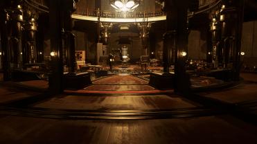Dishonored 2 - Lab © 2016 Bethesda Softworks LLC