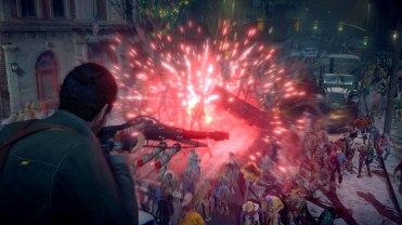 Dead Rising 4 - Blambow Weapon Red ® 2016 capcom