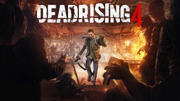 Dead Rising 4 - Horizontal Key Art ® 2016 capcom