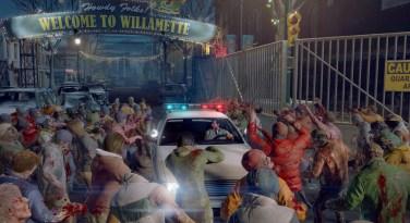 Dead Rising 4 - Willamette Cop Car ® 2016 capcom