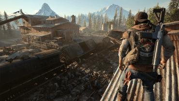 Days Gone - Overlook ® 2016 capcom Sony Interactive Entertainment