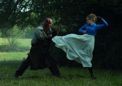 ©SquareOne/Universum Jane Bennet (Bella Heathcote) weiß sich zu verteidigen!