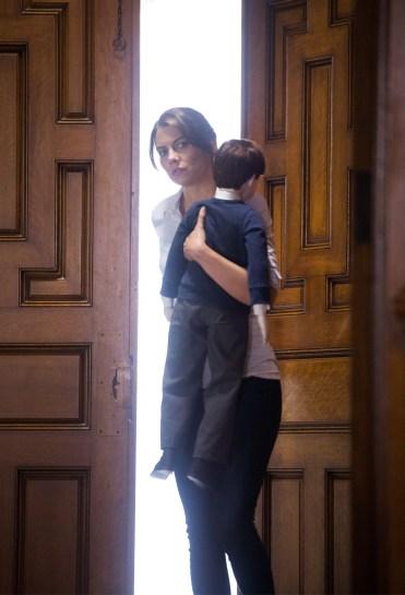 Greta (Lauren Cohan) hat gelernt: Brahms aus den Augen zu lassen, ist gefährlich. © capelight pictures