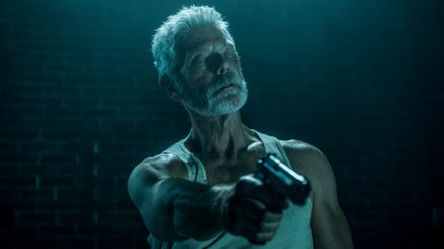 Stephen Lang in Sony Pictures' DON'T BREATHE © 2016 Sony Pictures Releasing GmbH