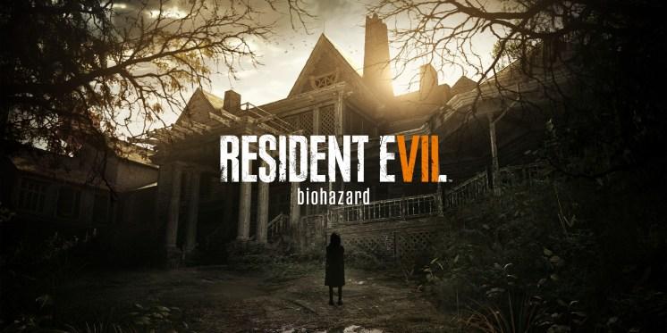 Resident Evil 7 biohazard - Logo ® 2016 capcom