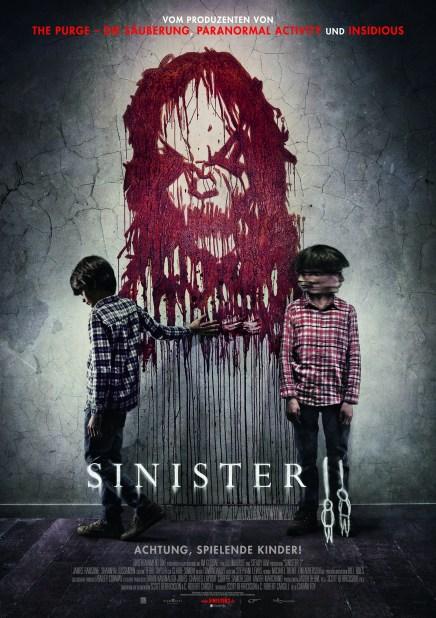 Sinister 2 Plakat