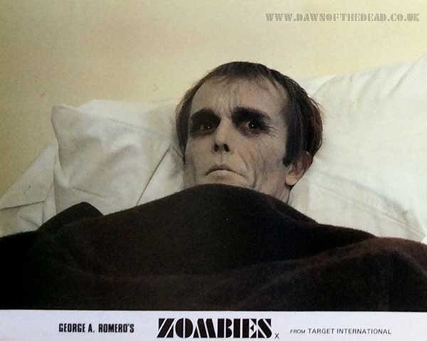 Dawn of the Dead British Target Lobby Card 02