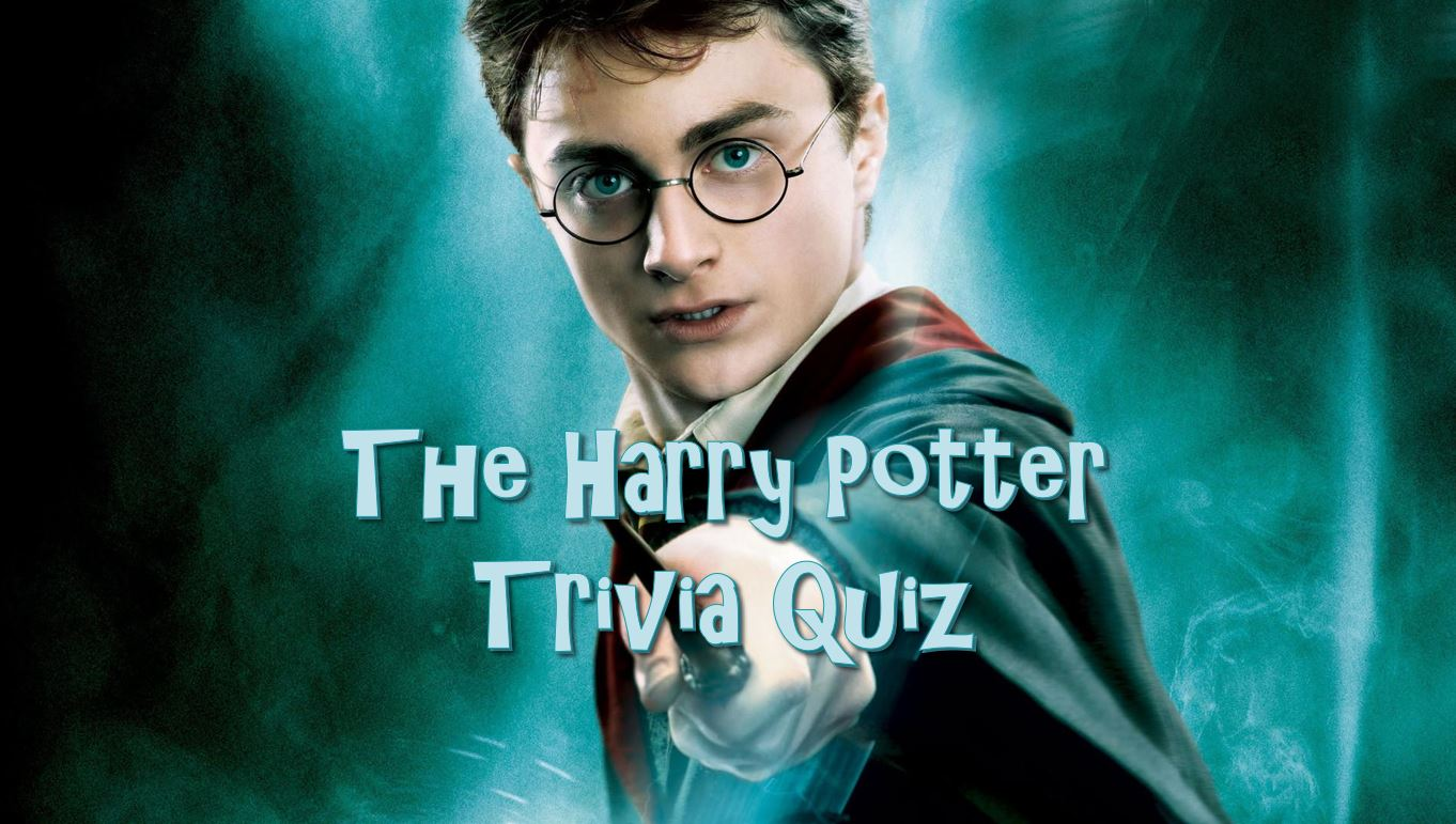 The Incredibly Difficult Harry Potter Trivia Quiz