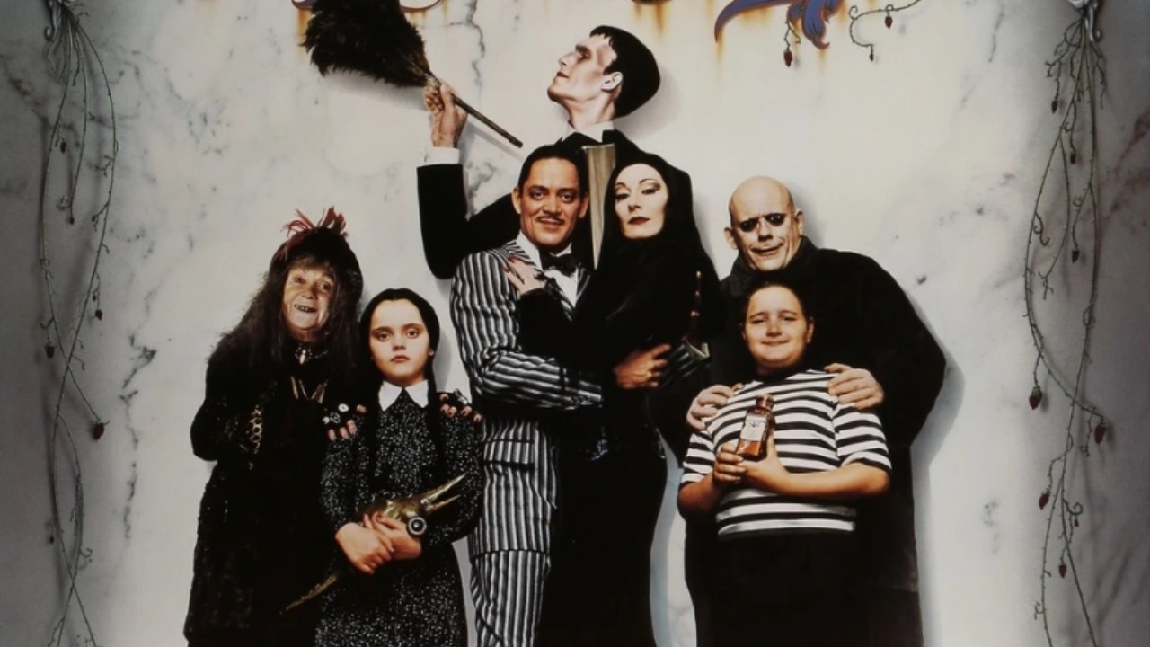 Tim Burton is Rebooting 'The Addams Family' for TV   HorrorGeekLife