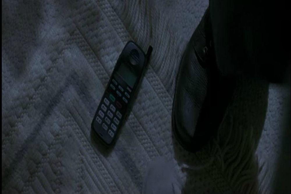 The inculpatory cell phone