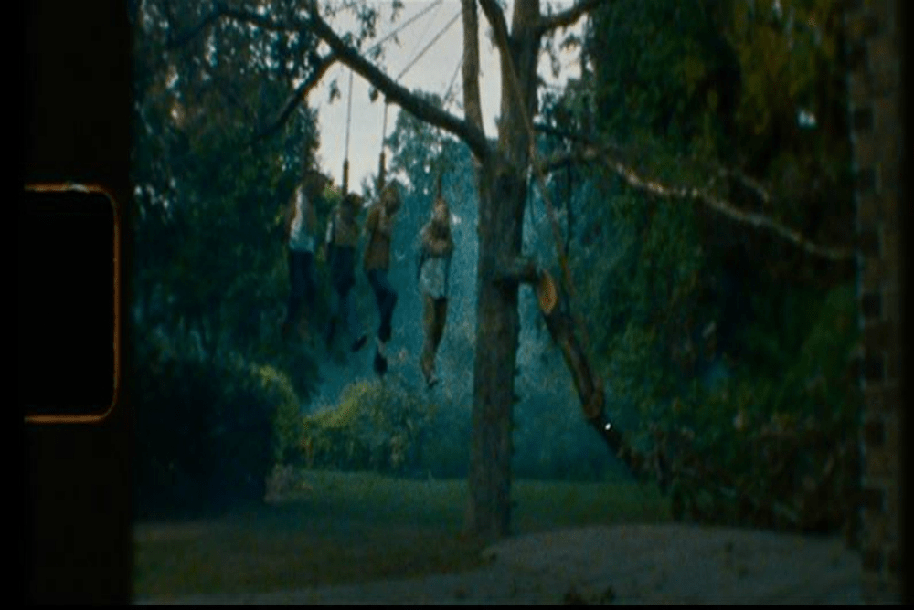 1. Sinister, the hanging