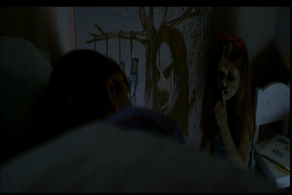6. Sinister,, Ashley's drawing