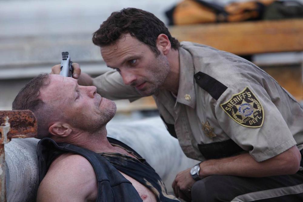 """The Walking Dead, """"Guts"""""""