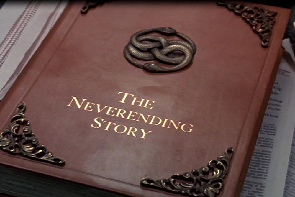 Image result for book neverending story