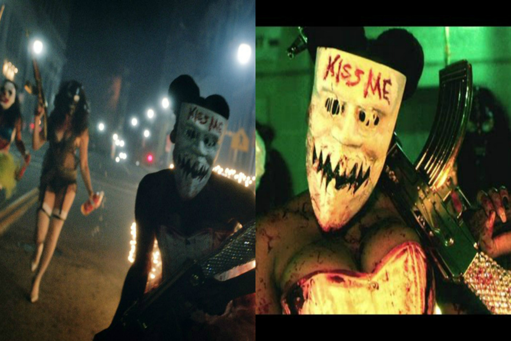 4. Purge, Kimmy collage