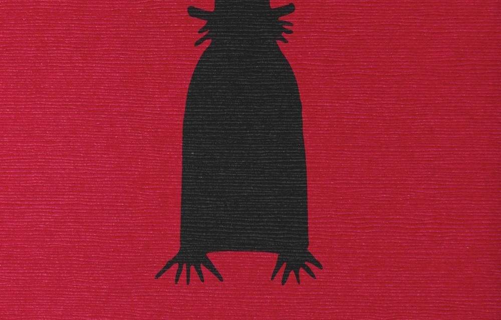 "Poster for the movie ""Babadook"""
