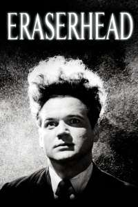 "Poster for the movie ""Eraserhead - La mente che cancella"""