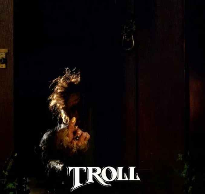 """Poster for the movie """"Troll"""""""
