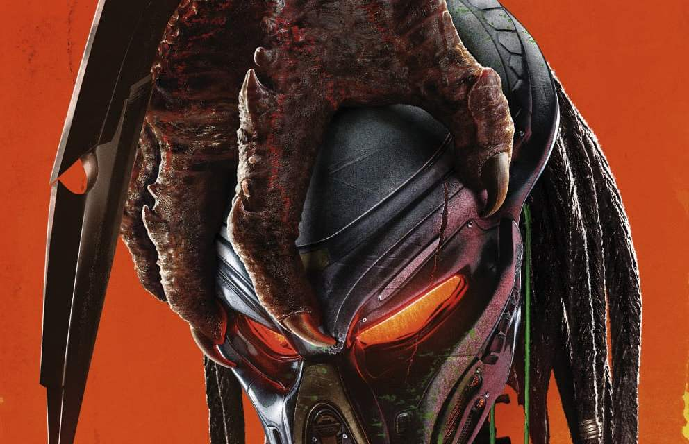"""Poster for the movie """"The Predator"""""""