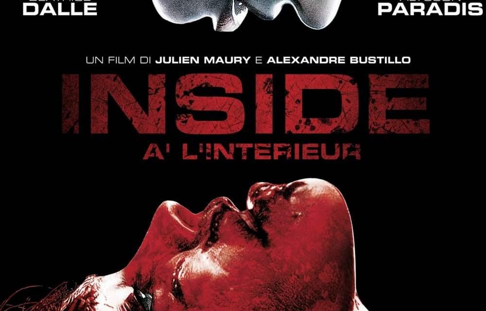 """Poster for the movie """"Inside - À l'intérieur"""""""