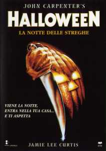 "Poster for the movie ""Halloween - La notte delle streghe"""