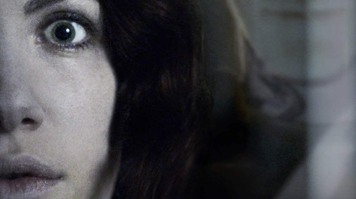 """Poster for the movie """"Hush – Il terrore del silenzio"""""""