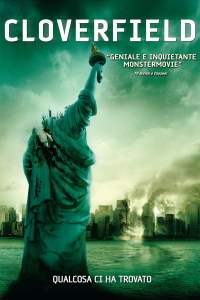 "Poster for the movie ""Cloverfield"""