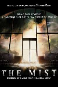 "Poster for the movie ""The Mist"""