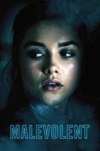 "Poster for the movie ""Malevolent - Le voci del male"""