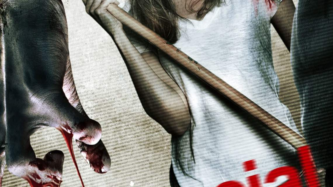 """Poster for the movie """"Antisocial"""""""
