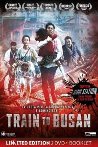 "Poster for the movie ""Train to Busan"""