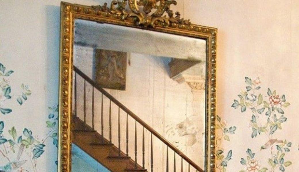 10 oggetti maledetti: lo specchio della Myrtles Plantation