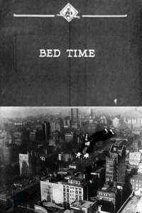 "Poster for the movie ""Bed Time"""