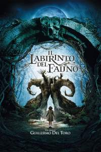 "Poster for the movie ""Il labirinto del fauno"""