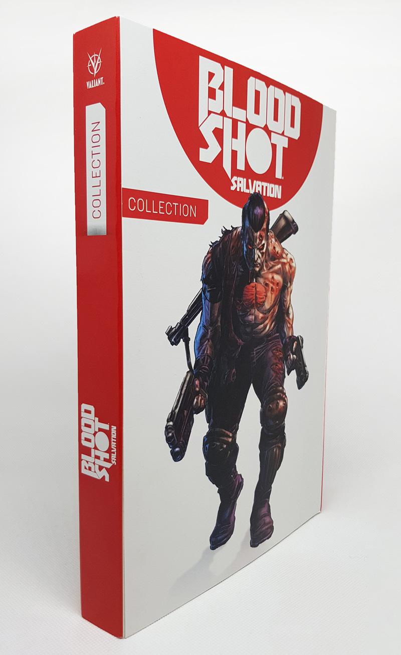 Bloodshot Salvation Collection