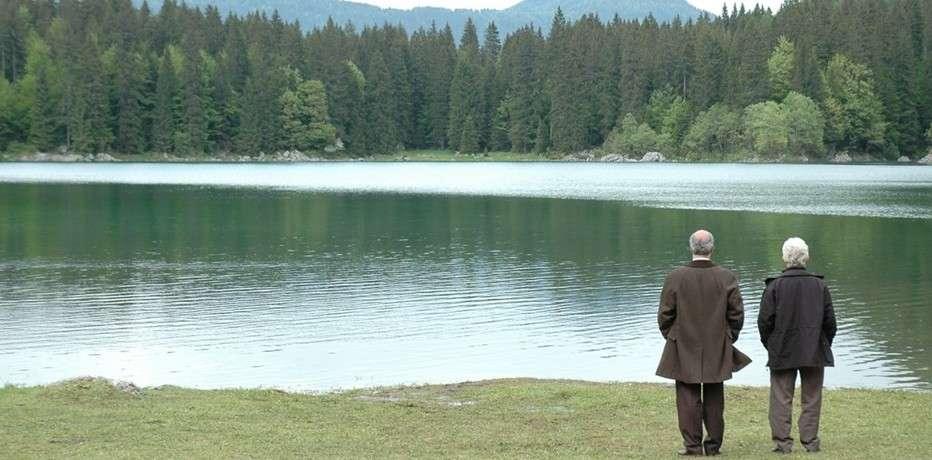 la ragazza del lago film