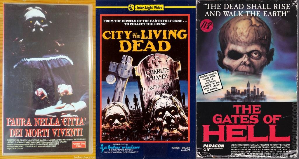 Paura nella città dei morti viventi