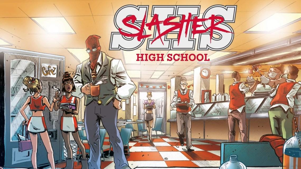 slasher high school