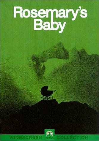 Rosemary's Baby, by Ira Levin Best Killer thrillers crime fiction