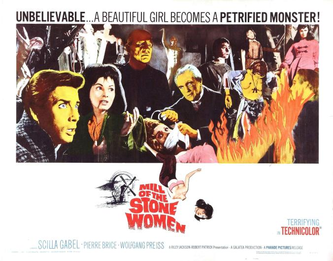 poster for mill of the stone women