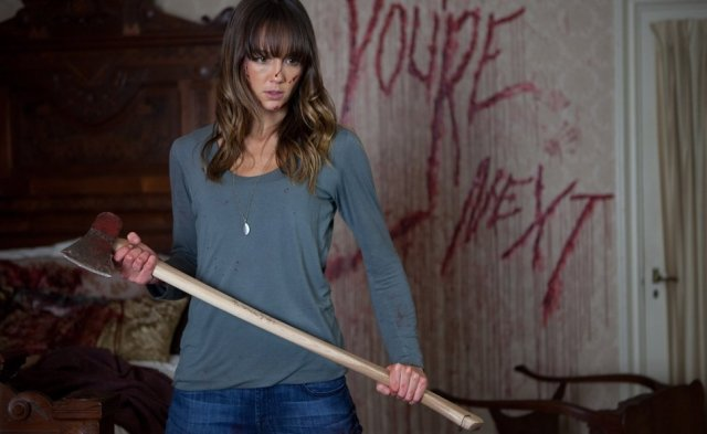 horror movies poster for youre next