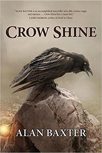 Crow Shine – Book Review