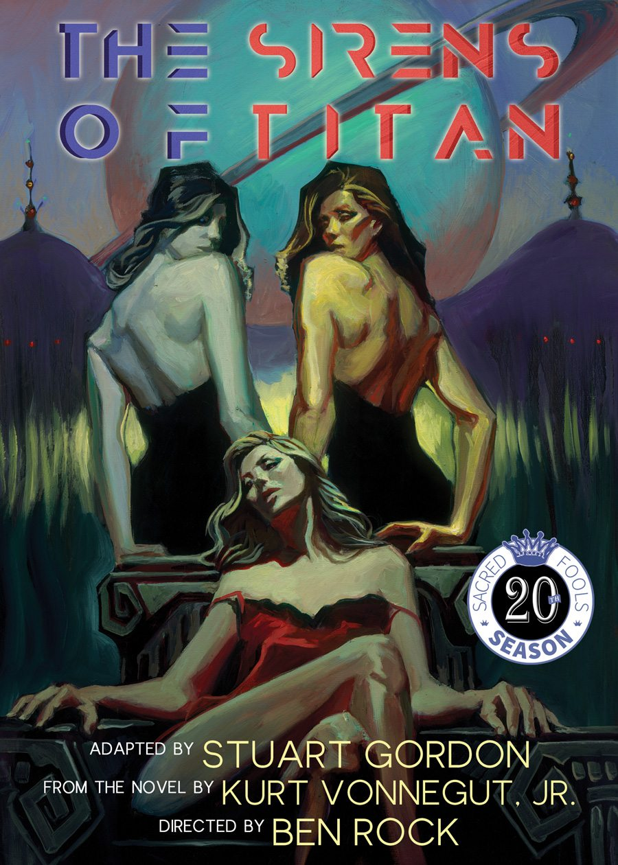 You Can Check Out 'The Sirens of Titan' Through May in LA!