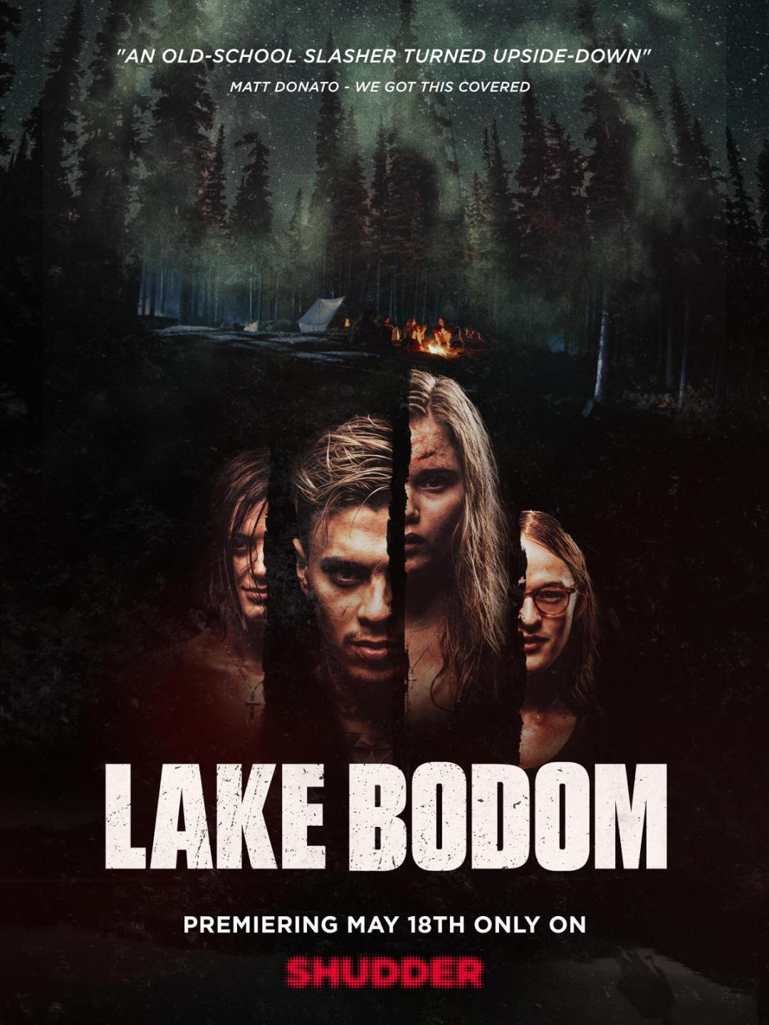 'Lake Bodom' Comes To Shudder In This Trailer!