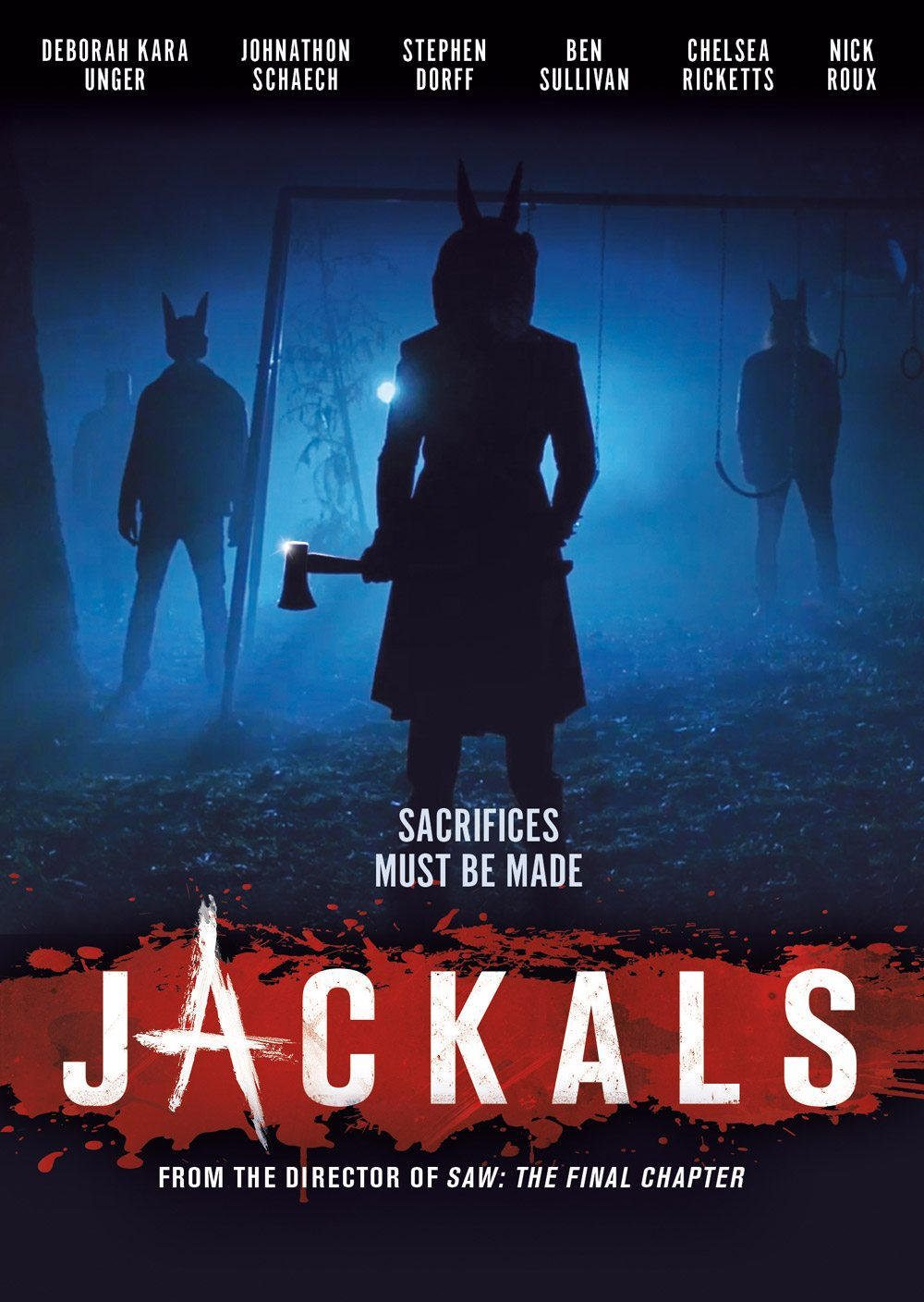 Check out the First Trailer for 'Jackals!'