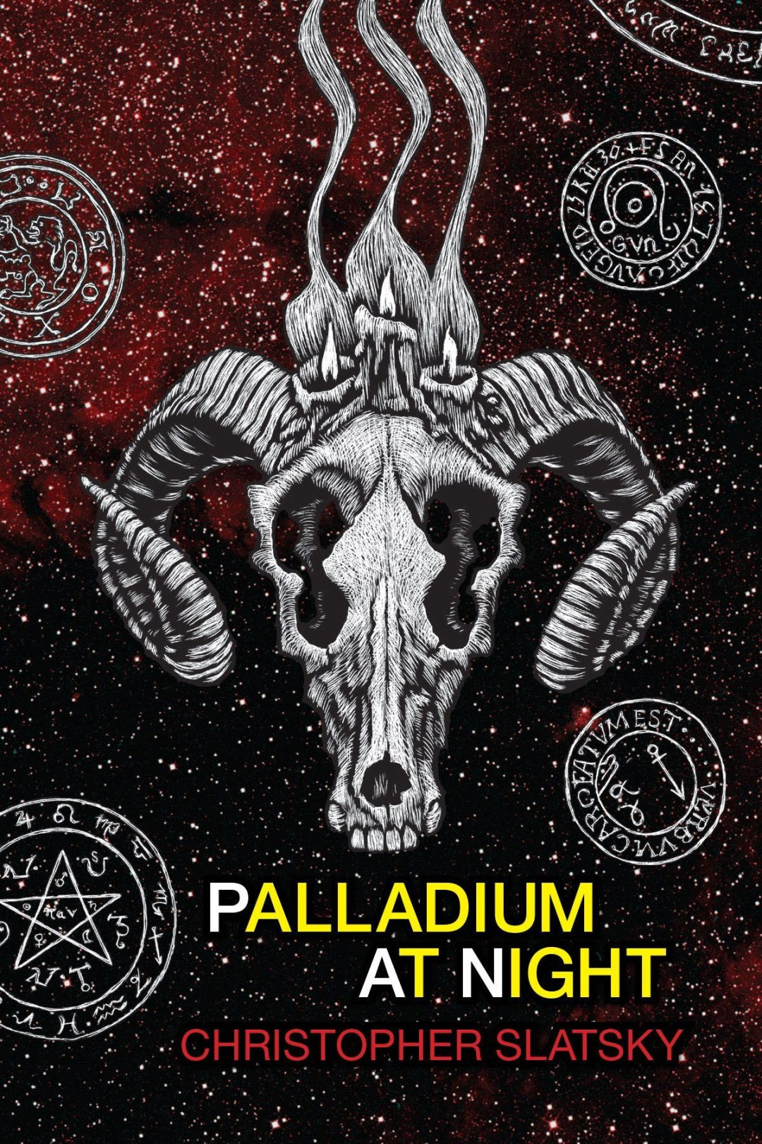 Palladium at Night – Book Review