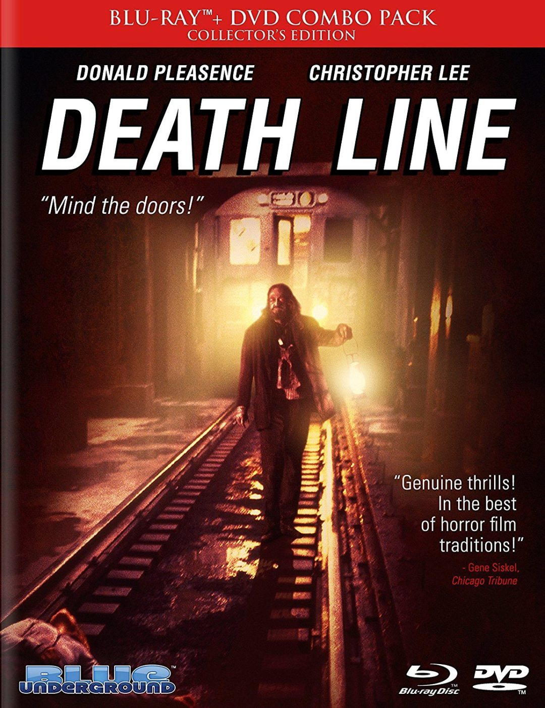 Death Line – Blu-ray/DVD Review