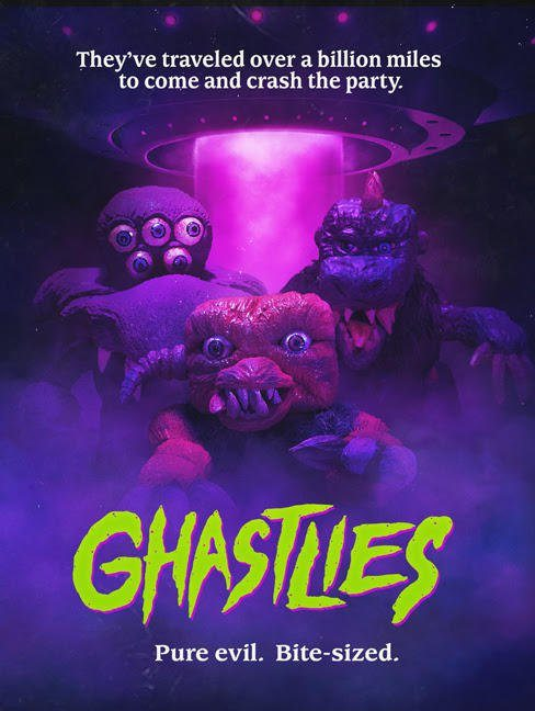 Release Details for the 'Ghastlies'